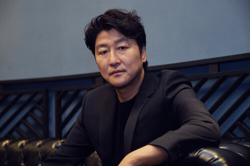 L'acteur sud-coréen Song Kang-ho. (Crédit : DR)