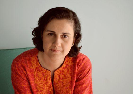 L'écrivaine britannique d'origine pakistanaise, Kamila Shamsie. (Crédit : Zain Mustafa)