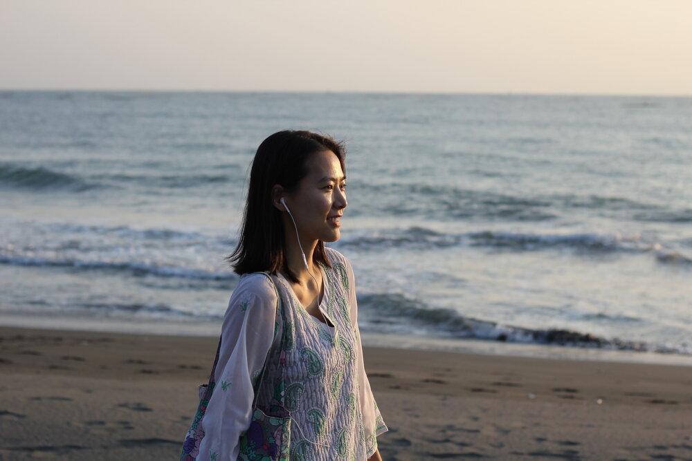 La réalisatrice sud-coréenne Kim Bora. (Crédit : DR)