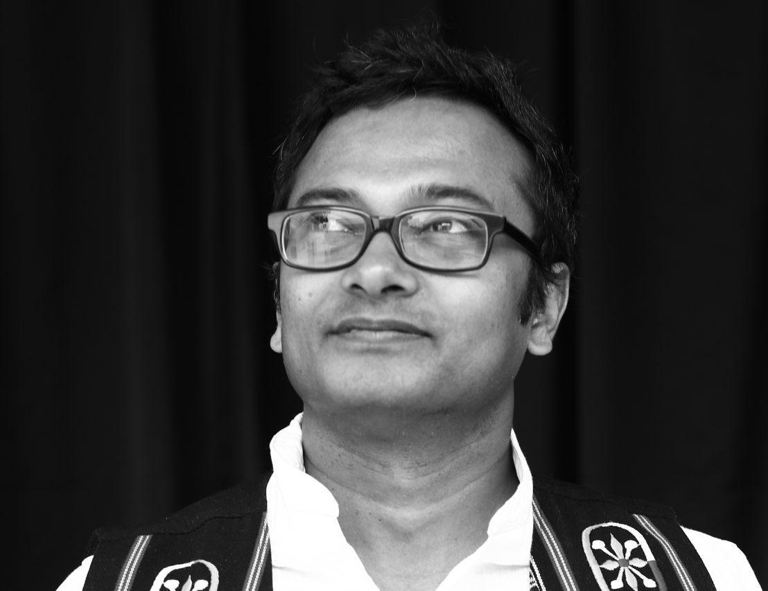 Le journaliste indien Samrat Choudhury. (Copyright : Samrat Choudhury)