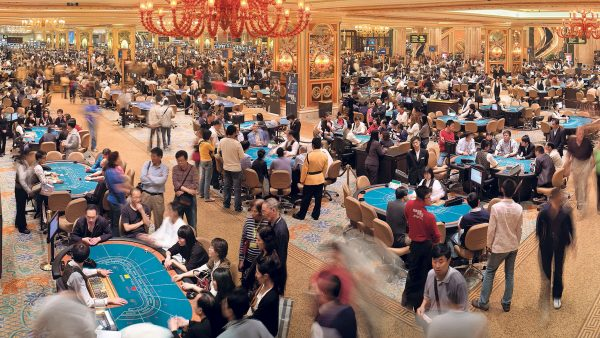 Au Venetian, l'un des plus grands casinos de Macao. (Source : Culture Trip)