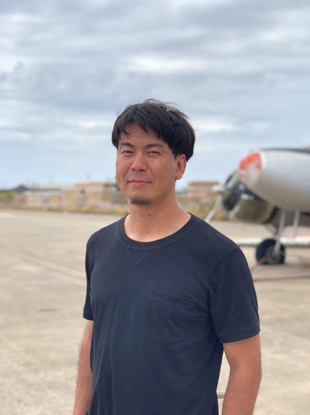 Le réalisateur japonais Shinzo Katayama. (Crédits : DR)