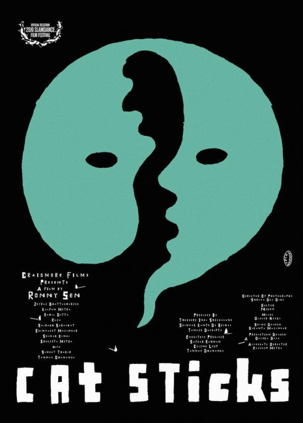 """""""Cat Sticks"""" du réalisateur indien Ronny Sen, en compétition au Festival du Film d'Asie du Sud 2020 à Paris. (Crédit : FFAST)"""