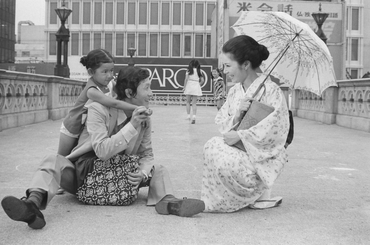 """Extrait du film """"L'extase de la Rose Noire"""" de Tatsumi Kumashiro. (Crédit : Elephant Films)"""