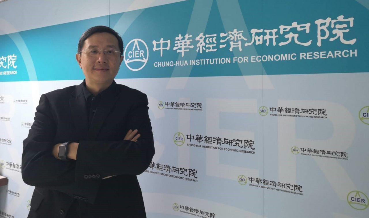 Roy-Chun Lee, directeur exécutif au sein de l'Institut de recherche économique Chung-Hua (CIER) de Taïwan. (Copyright : Alice Hérait)