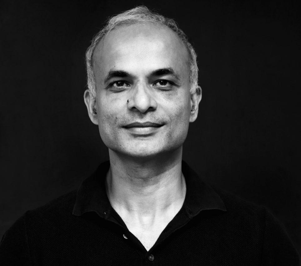 L'écrivain indien Manu Joseph. (Crédit : DR)