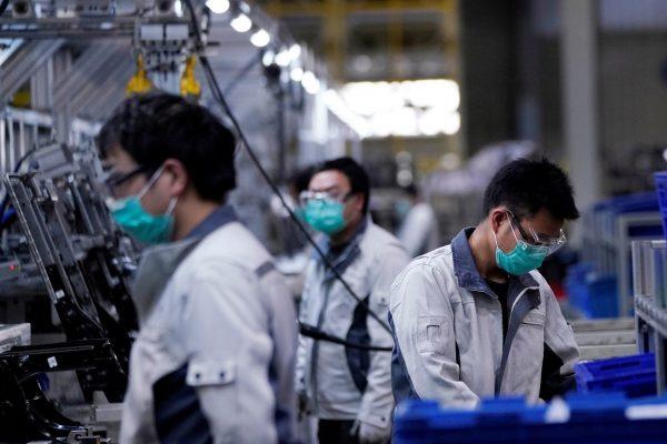 """La crise du coronavirus révèle un """"risque Chine"""" qui pourrait convaincre les entreprises de réorganiser leurs chaînes de production. (Source : National Interest)"""