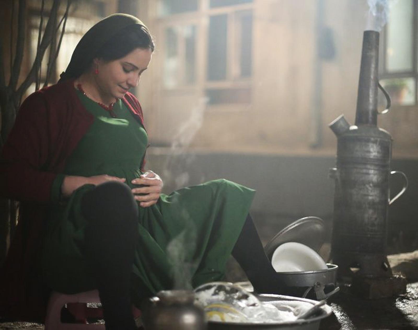 """Scène du film """"Hava, Maryam, Ayesha"""" de la réalisatrice afghane Sahraa Karimi, présenté au festival international des Cinémas d'Asie à Vesoul. (Source : Est Républicain)"""