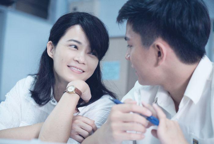 """Scène du film singapourien """"Wet Season"""" d'Anthony Chen, projeté au festival international des cinémas d'Asie de Vesoul du 11 au 18 février 2020. (Crédit : DR)"""