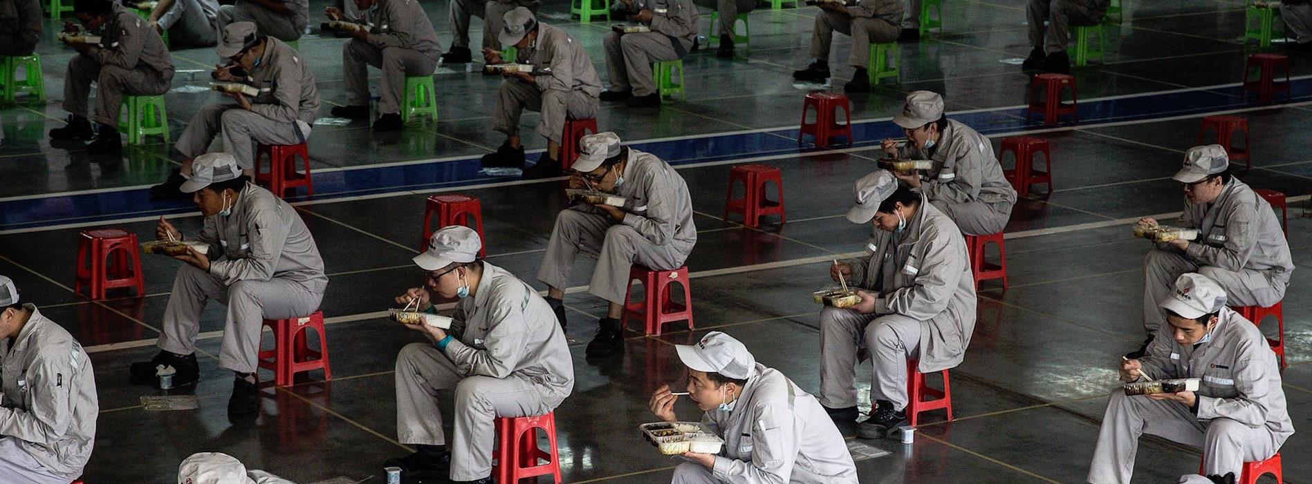 Coronavirus chinois: les leçons tirées de l'épidémie de Sars