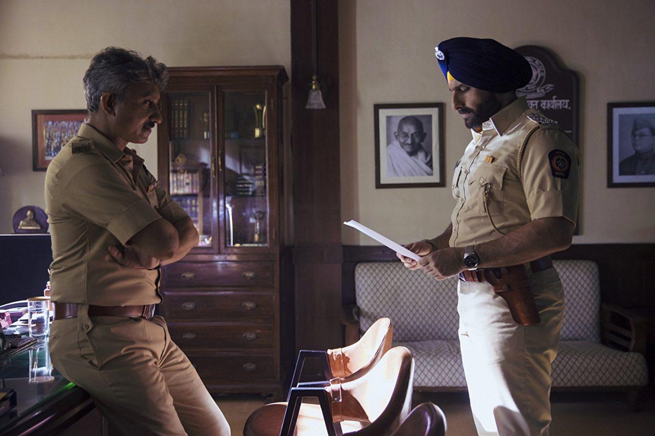 """Extrait de la série indienne """"Le Seigneur de Bombay"""" (Sacred Games) diffusée par Netflix."""