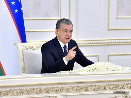 Le président ouzbek Shavkat Mirziyoyev tente de coordonner en Asie Centrale la lutte contre la pandémie et l'aide à l'Afghanistan. (Source : Diplomat)