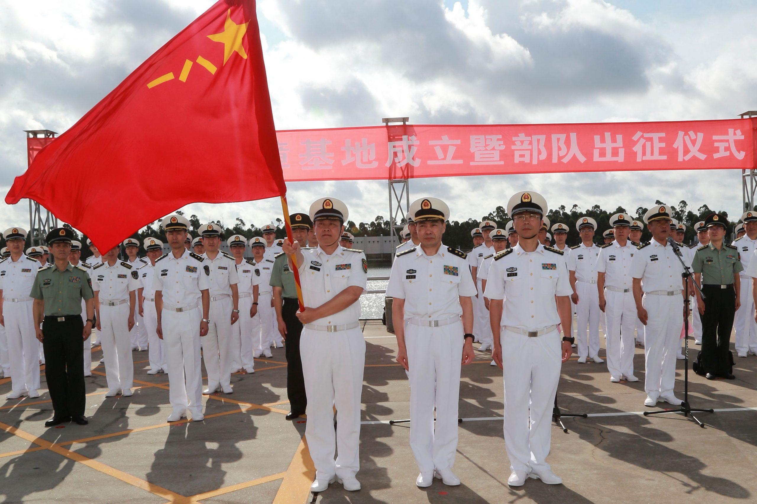 Comparé aux autres secteurs de l'économie chinoise, le budget des armées en Chine a relativement épargné par la crise du coronavirus. (Source : Pinterest)