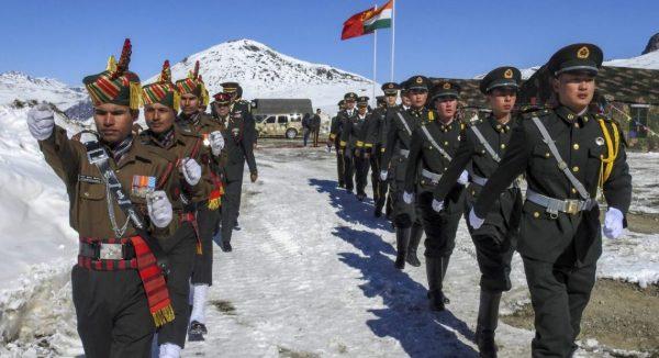 """Pour la première fois en 45 ans, les affrontements entre les troupes indiennes et chinoises ont été meurtriers le long de la """"Ligne actuelle de contrôle"""" (LAC), frontière controversée entre les territoires de l'Aksai Chin et du Jammu-et-Cachemire. (Source : USAGAG)"""