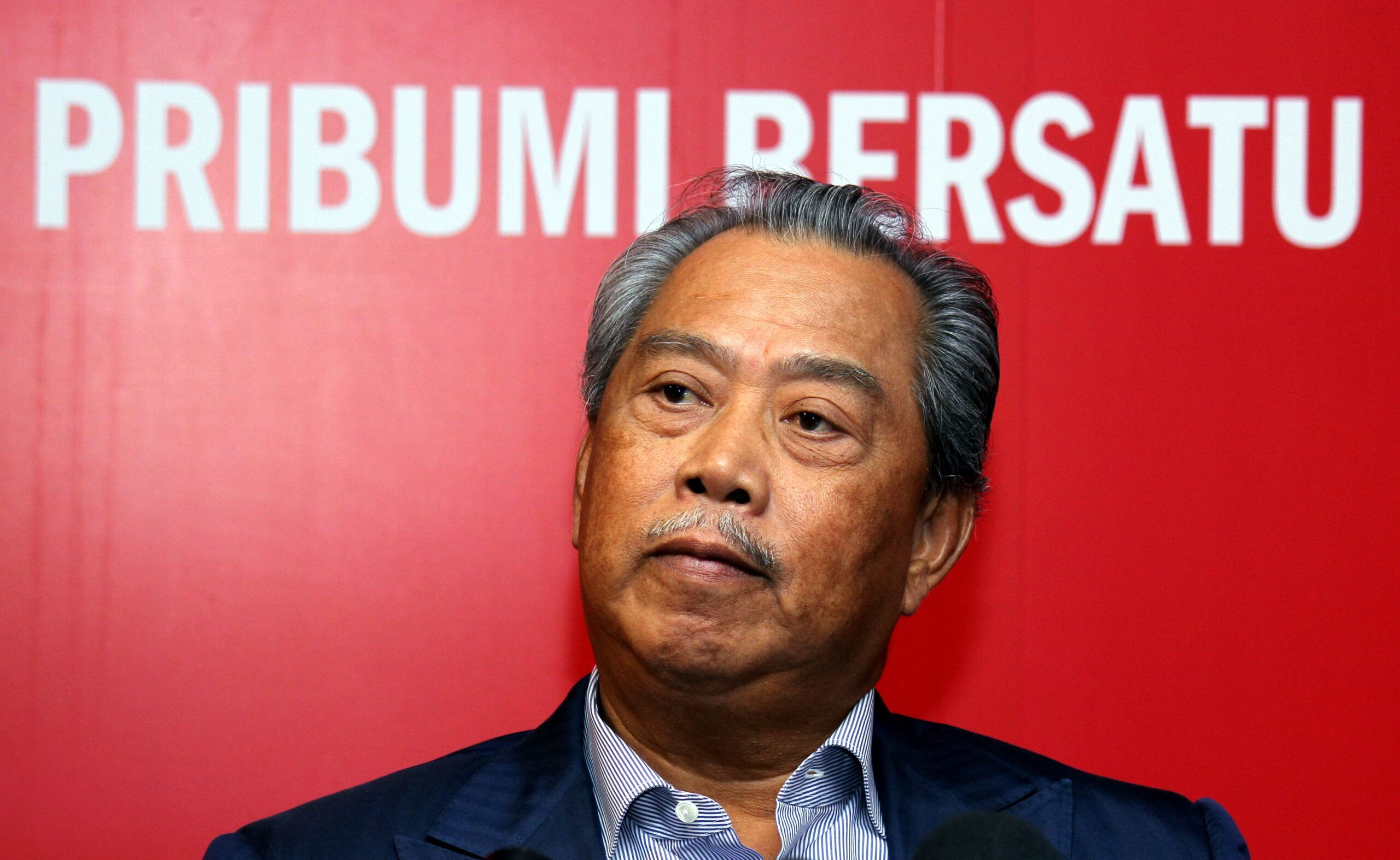 L'actuel Premier ministre malaisien Muhyiddin Yassin. (Source : Liew Chin Tong)