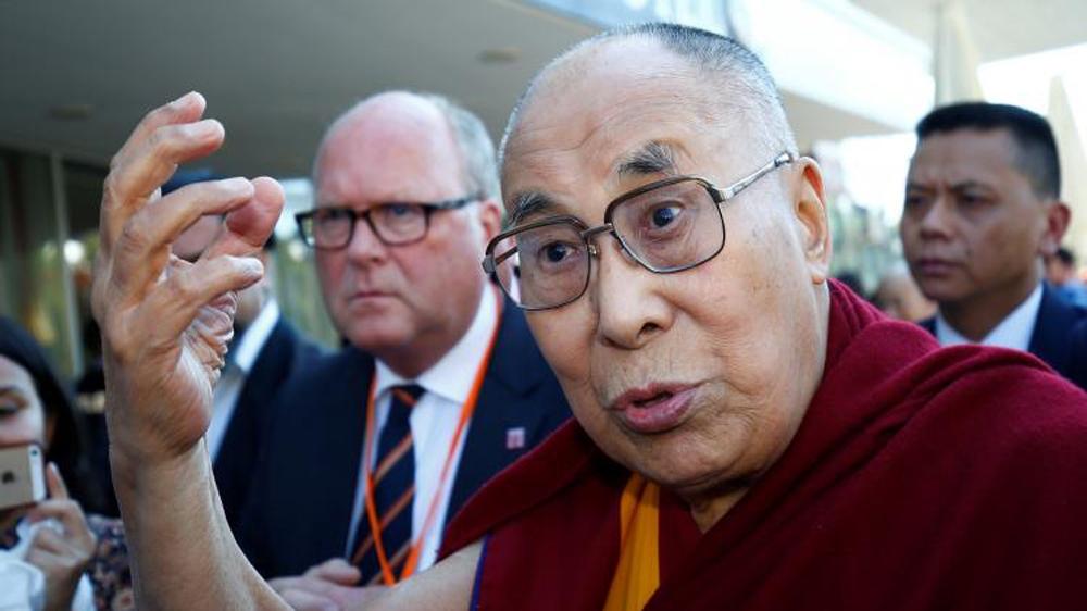 """""""J'ai 85 ans et suis physiquement en excellente santé. Je le ressens car mon esprit est en paix"""", déclarait le Dalaï-lama, qui a eu 85 ans le 6 juillet 2020. (Source : Al-Jazeera)"""