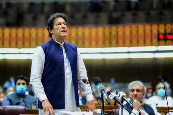 Le Premier ministre pakistanais Imran Khan. (Deccan Herald)