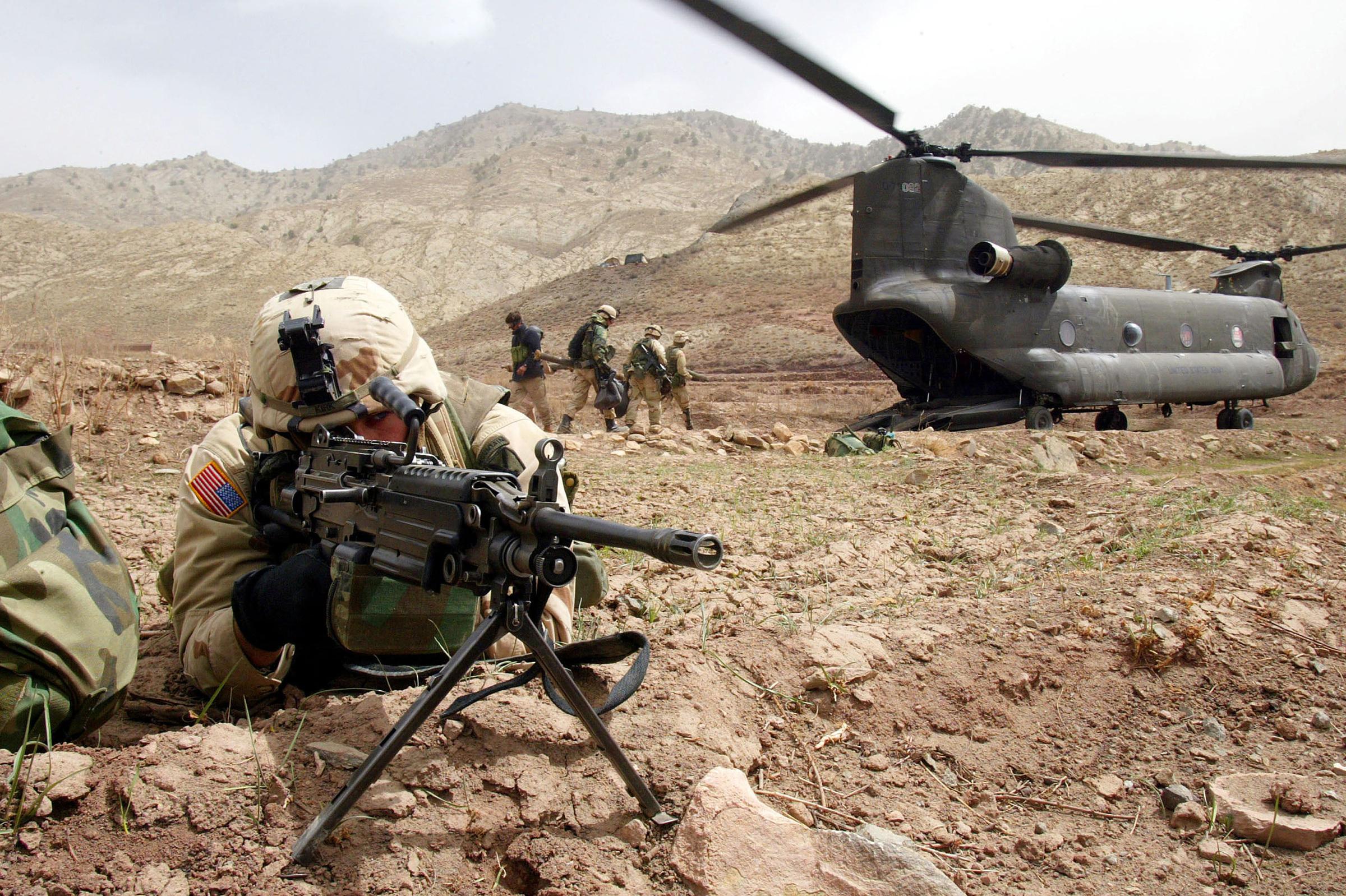 Payer des Talibans pour tuer des soldats Américains en Afghanistan correspond à la vision américaine d'une politique étrangère revancharde à Moscou. (Source : Inside Over)