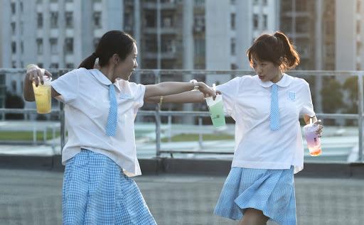 """Scène du film chinois """"The Crossing"""" réalisé par Bai Xue. (Source : Cinemaleclub)"""