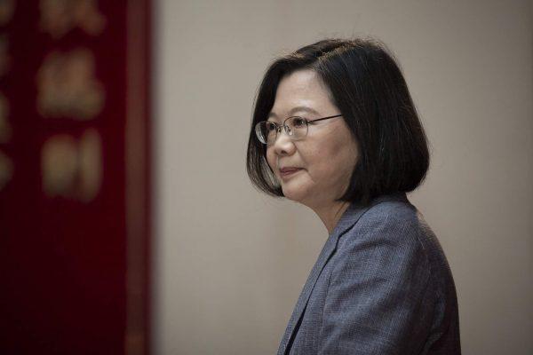 La présidente taïwanais Tsai Ing-wen. (Source : Lowy Institute)