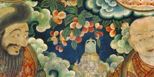 Au XVIIème et XVIIIème siècles, le Tibet avait atteint son apogée, pour devenir alors une civilisation brillante, civilisation aujourd'hui menacée dans son existence. (Source : Lepoint.fr)
