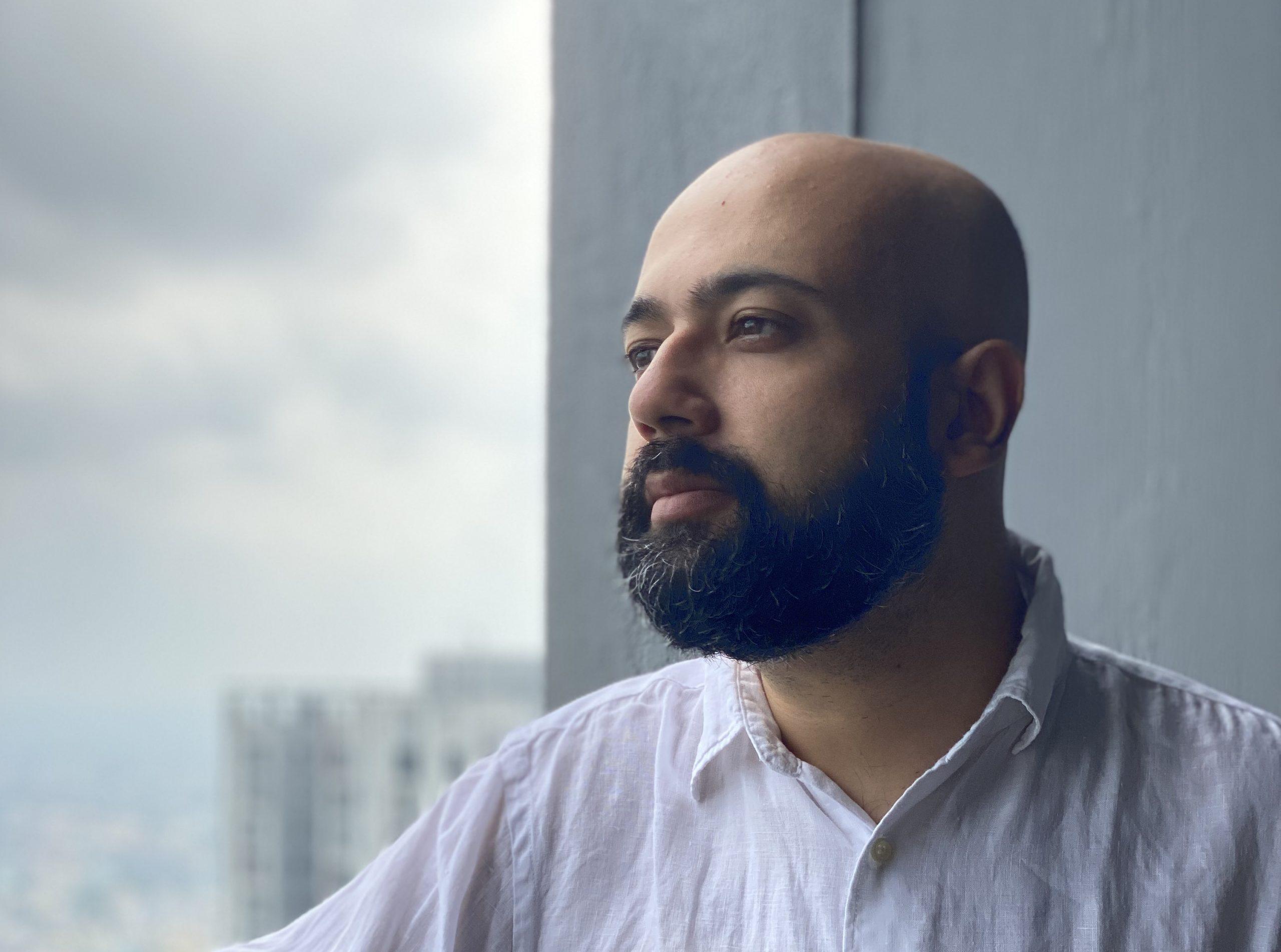 L'écrivain indien Prajwal Parajuly. (Crédit : DR)