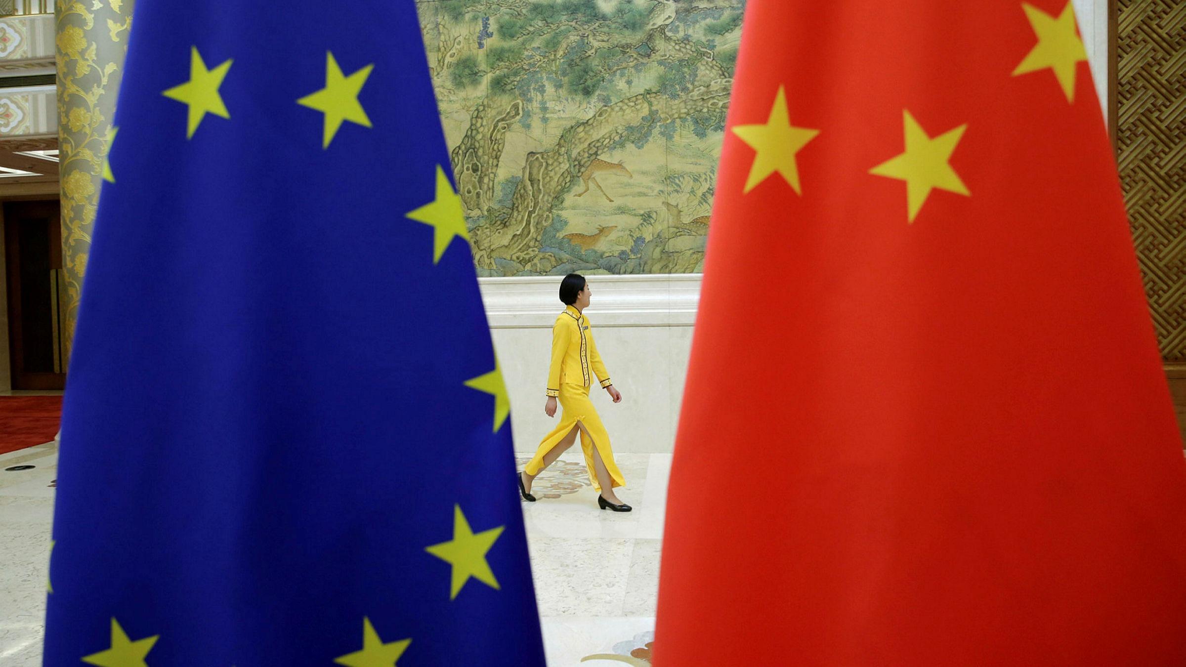 Un accord sur la protection des investissements en Chine est crucial pour les entreprises européennes. (Source : FT)