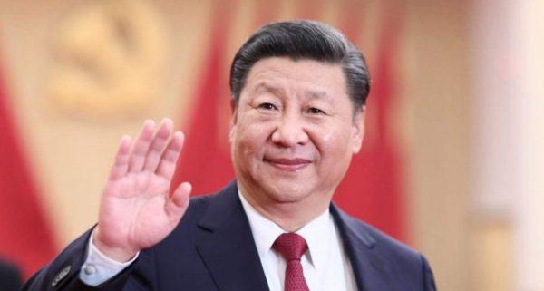 Le président chinois Xi Jinping. (Source : Plataforma)