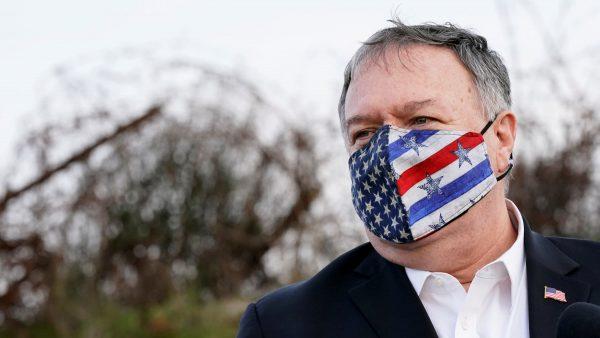 Le secrétaire d'État américain Mike Pompeo. (Source : Asia Nikkei)