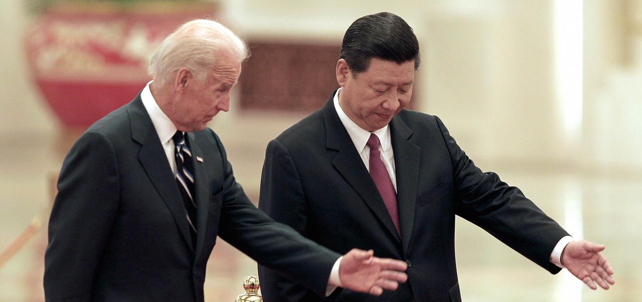 Le président américain Joe Biden n'a toujours pas appelé son homologue chinois Xi Jinping. (Source : The Australian)