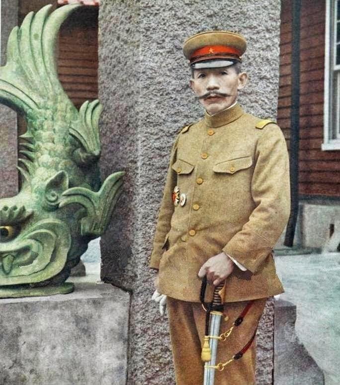 Le général japonais Sadao Araki. (Source : Pholder)