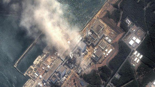 La centrale néuclaire de Fukushima Daiichi à Okumamachi, dans la préfecture de Fukushim. (Source : Fairwinds)