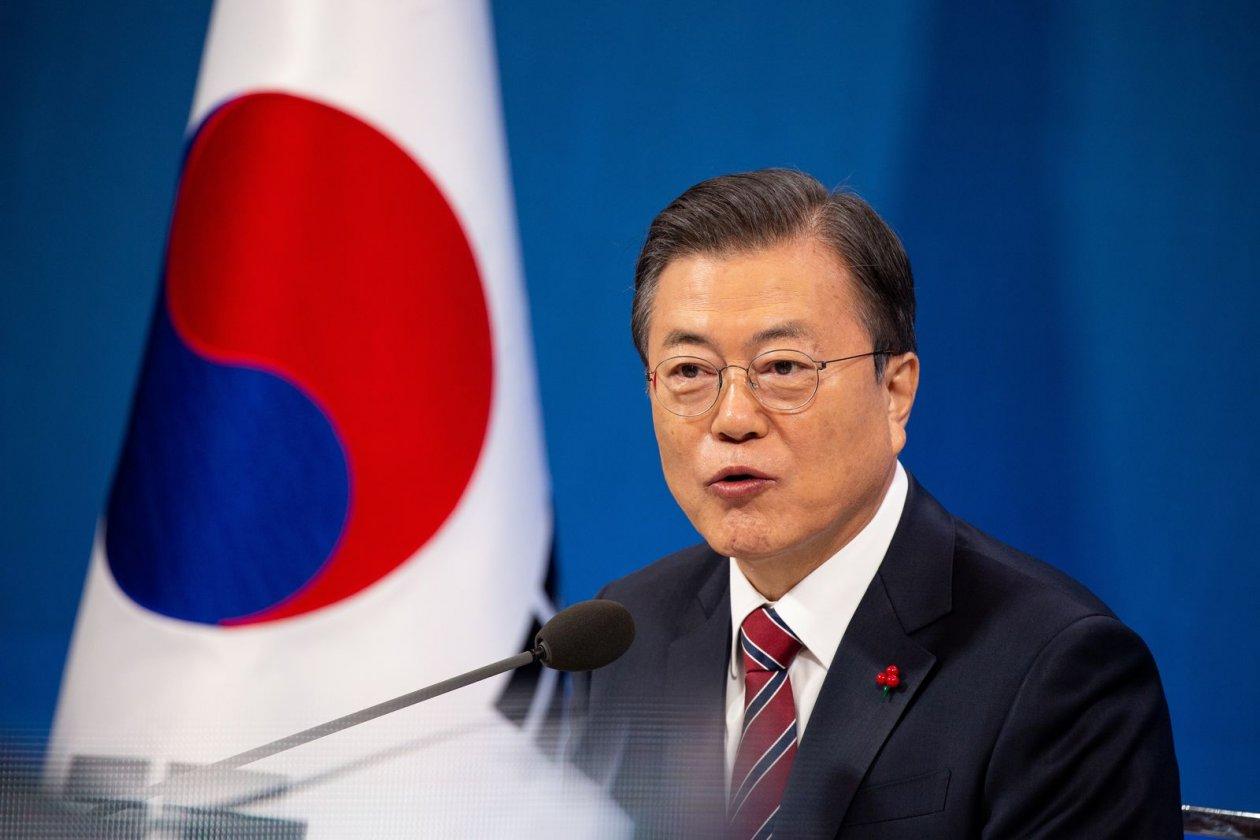 Le président sud-coréen Moon Jae-in engagera-t-il l'intégration de son pays dans le Quad, le Dialogue quadrilatéral pour la sécurité réunissant les États-Unis, le Japon, l'Inde et l'Australie ? (Source : National Interest)