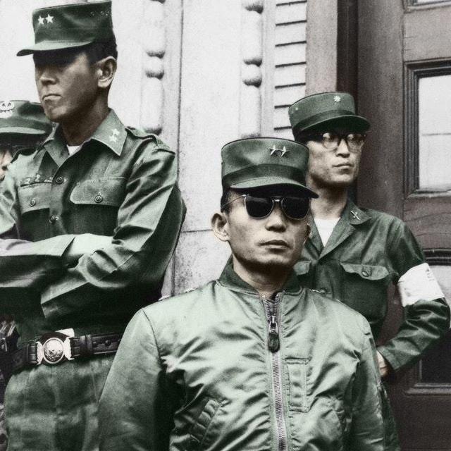 Le général Park Chun-hee, dictateur de la Corée du Sud et ancien officier de l'Armée du Kwantung. (Source : Myth20c)