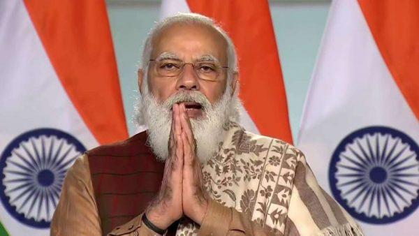Le Premier ministre indien Narendra Modi. (Source : DNA)