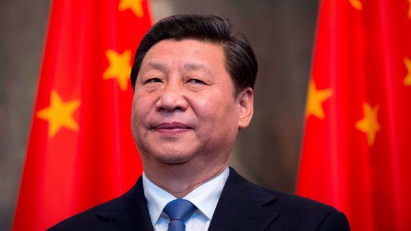 Le président chinois Xi Jinping. (Source : FT)