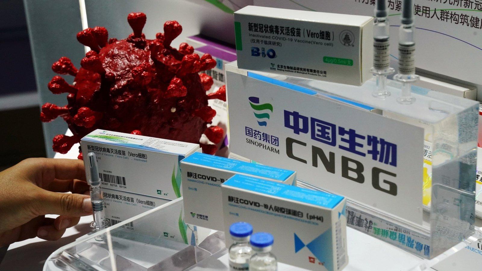 Le vaccin chinois Sinopharm a reçu l'approbation de l'Organisation mondiale de la santé le 7 mai 2021. (Source : CFR)