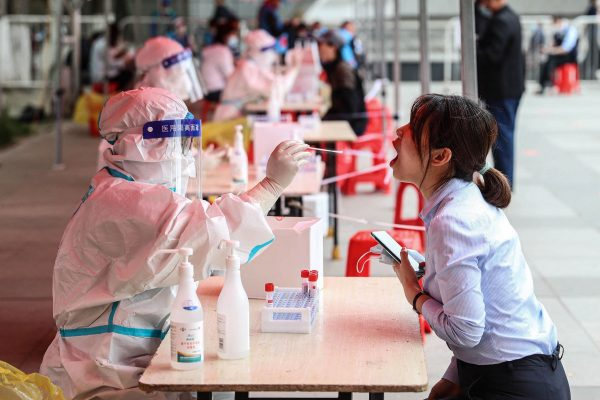 Depuis la mi-mai 2021, Taïwan connaît sa pire crie de contamination au Covid-19. (Source : Daily Sabah)
