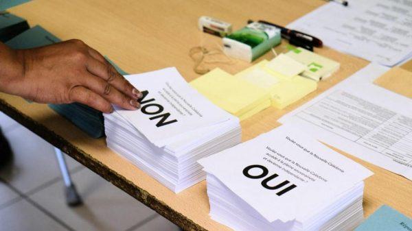 Les Calédoniens seront invités à voter une troisième fois le 12 décembre 2021 pour ou contre l'indépendance de la Nouvelle-Calédonie. (Source : La Voix du Nord)