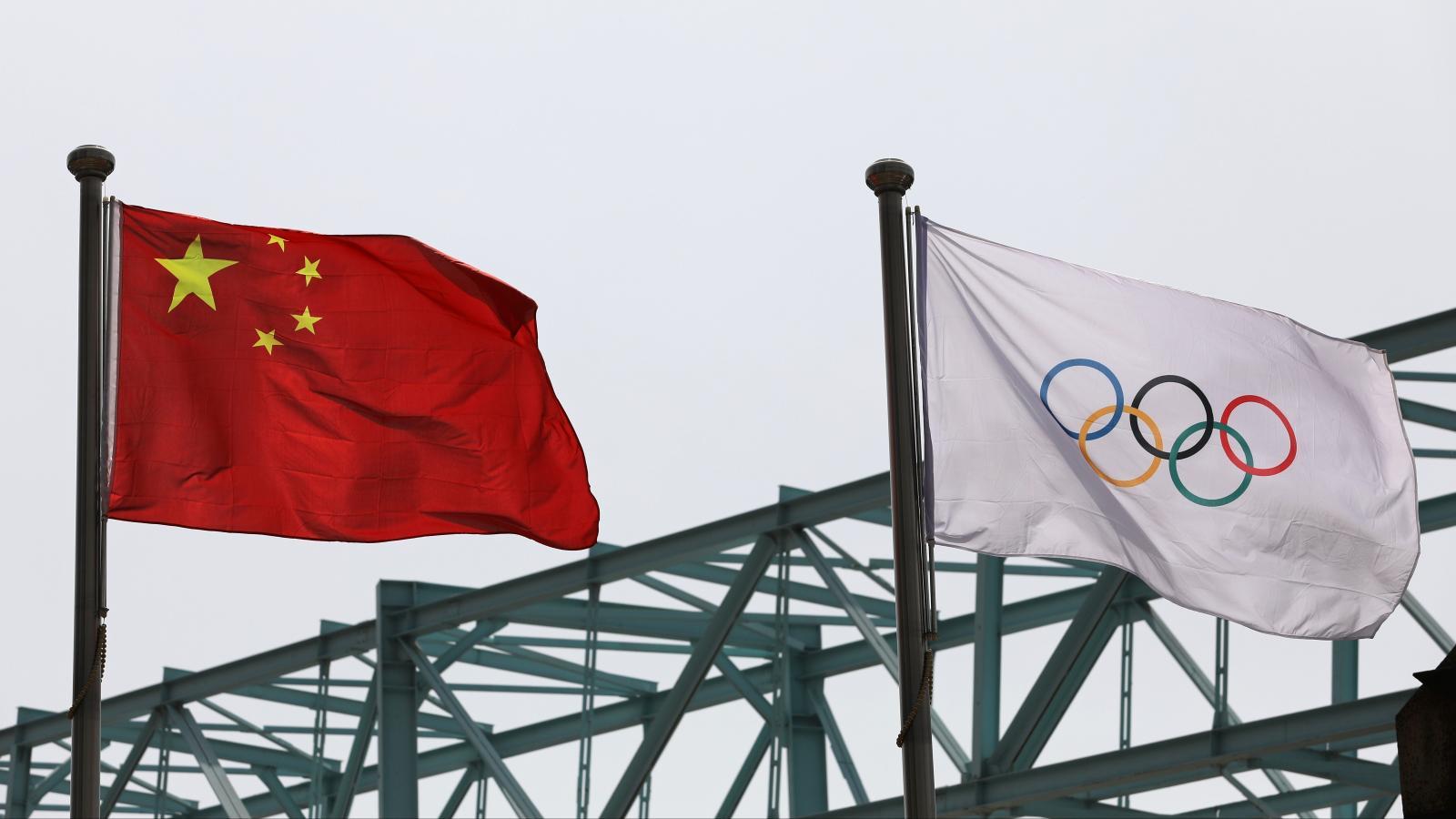 Les Jeux olympiques d'hiver de Pékin auront lieu du 4 au 20 février 2022. (Source : QZ)