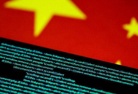 """La Chine a """"un comportement irresponsable, perturbateur et déstabilisant dans le cyberespace, ce qui représente une menace majeure pour l'économie et la sécurité"""" des États-Unis et de ses partenaires, a déclaré le secrétaire d'État américain Antony Blinken, le 19 juillet 2021. (Source : Japan Times)"""