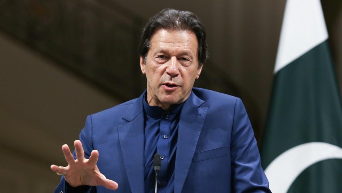 Le Premier ministre pakistanais Imran Khan. (Source : SCMP)