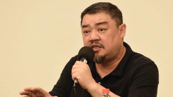 Wu'er Kaixi, ancien leader étudiant étudiant durant les manifestations de la place Tiananmen en 1989, aujourd'hui installé à Taïwan. (Source : Soundofhope)