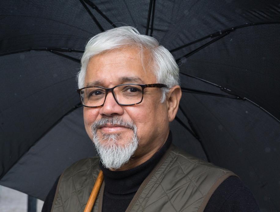 L'écrivain indien Amitav Ghosh. (Copyright : Ivo van der Bent)